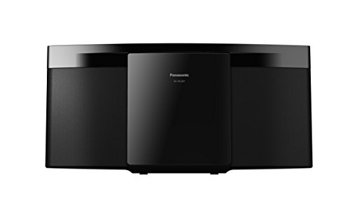 Panasonic SC-HC297EB-K 20 W DAB+ CD Micro Hi-Fi with USB MP3 Playback and Wireless Audio Stream via Bluetooth with NFC - Black