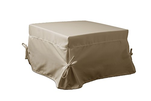 Ponti Divani - SOFIA - Pouf letto singolo con materasso h 10cm di ottima qualità e rete italiana Tessuto Tortora
