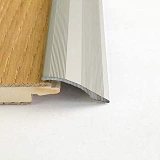 Self Adhesive Aluminium Door bar Threshold Silver Adjustable ramp 0.9m