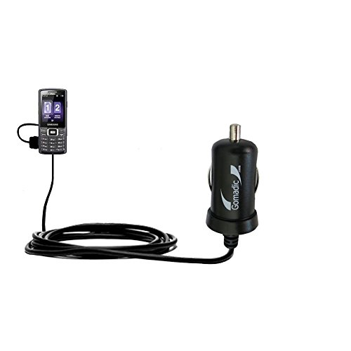4530 Ac Adapter (10W Mini-Autoladegerät kompatibel mit Samsung C5212 mit Energiespartechnologie und TipExchange)