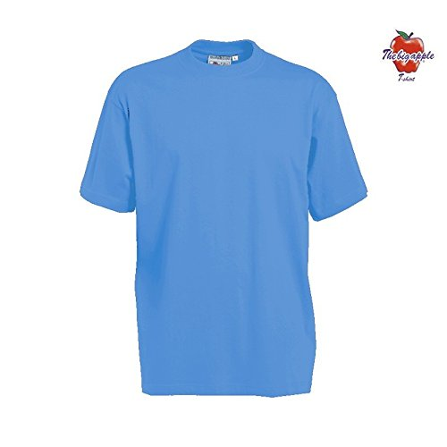 set-5-pezzi-t-shirt-maglietta-the-big-apple-100-cotone-m-azzurro