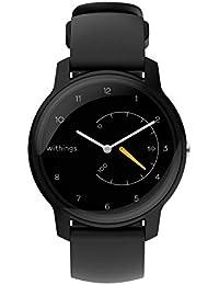 Withings Move - Actividad-Seguimiento de Pasos, Calorías Y Sueño-Reloj Resistente Al Agua, GPS Conectado Y Cronómetro
