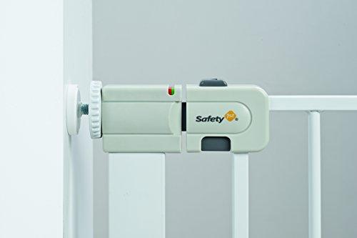 Safety 1st easy close metal cancelletto di sicurezza per - Cancelletto bambini a pressione ...