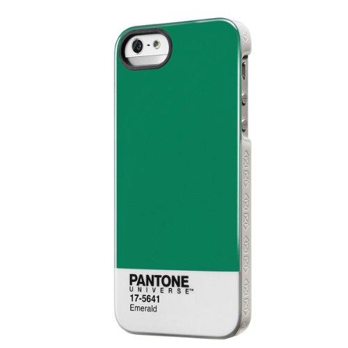 Pantone Universe PA-IPH5-EM iPhone 5 IMD Case Smaragdgrün Pantone Universe