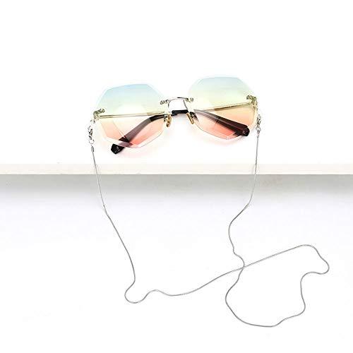 Die täglichen Erfordernisse Kette Sonnenbrillen Net Red Vibrating Big Frame Brille Girls Ins Big Face Runde Gesicht Sonnenbrille Mode koreanische Welle