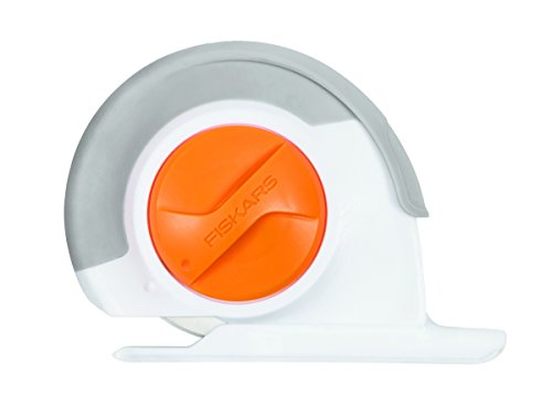 Chenille Cutter (Fiskars Chenille Cutter, transparent, 60 mm)