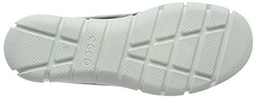 Ecco Intrinsic 1, Chaussures Multisport Outdoor Femme Argent (DARK SHADOW METALLIC59222)
