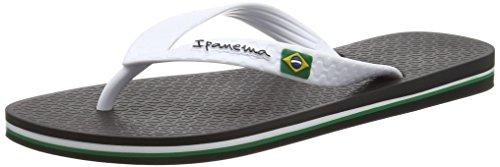 Ipanema Clas Brasil Ii Ad Herren Zehentrenner Mehrfarbig (black white 8539)