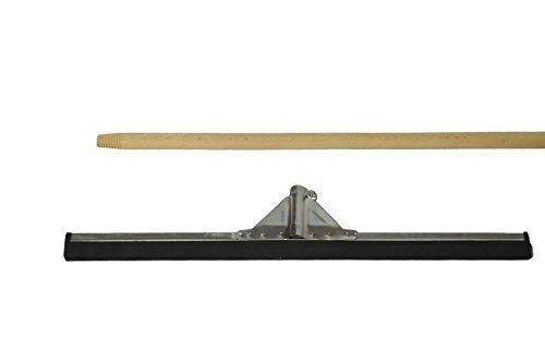 Wasserabzieher Bodenabzieher Floor mit Stiel 140cm XL - 55cm