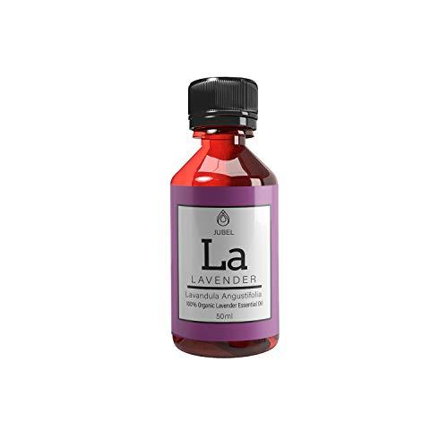 Lavendelöl von Jubel | Ätherisches Öl 50 ml | Massageöl | Aromatherapie | Duftöl | Ätherische...