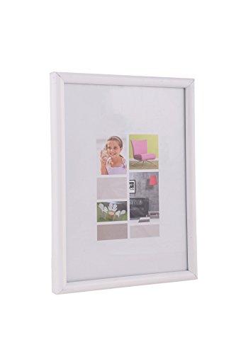 Brio 851302 Bilderrahmen, 13 x 18 cm, Weiß