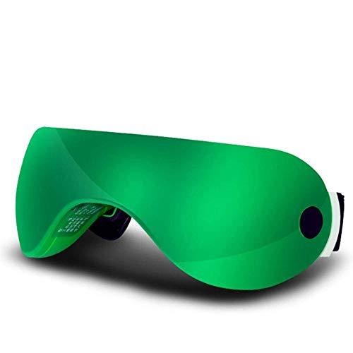 XSSD001 Augen-Massagegerät Myopie-Augen-Schutz-Kind-Augen-Massager, Masken-Elektrisches Augen-Massager, Anblick-Wiederherstellungs-Instrument, Kind-Myopie-Visions-Korrektor,Blau,A - Blauer Massager