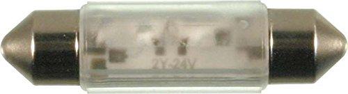 Scharnberger+Has. LED-Soffittenlampe 8x31mm 35795 12-14V 20mA gelb Anzeige- und Signallampe 4034451357952 -
