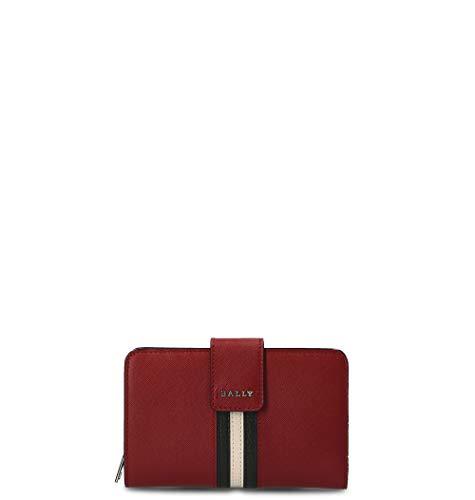 BALLY Luxury Fashion Damen 6219288SEMBRIDGES106 Rot Brieftaschen   Jahreszeit Outlet -