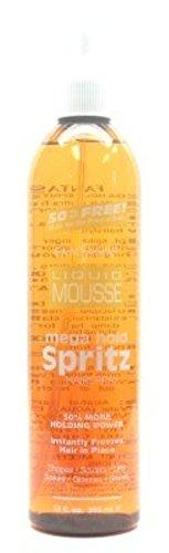 Fantasia Spritz Liquid Mousse 12oz Bonus Pump (Mega) by Fantasia