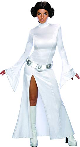 Rubie's  888610 - Sexy Princess Leia Kostüm, Größe S (Horror Movie Fancy Dress Kostüme)