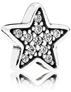 Pandora Medaillon-Element Stern 792157CZ