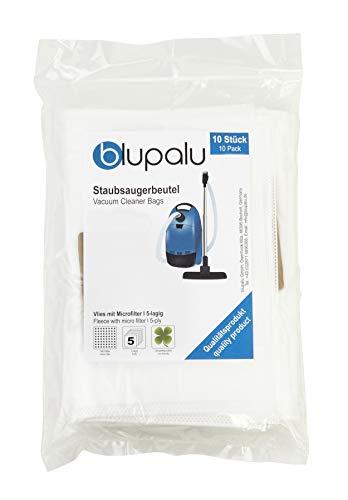 blupalu I Staubsaugerbeutel für Staubsauger EIO Original-Gr. Nr.9 I 10 Stück I mit Feinstaubfilter