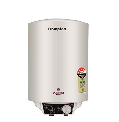 Crompton Arno Neo ASWH-2615 15LTR(2KW) 4 Star-Rated Storage Water Heater...