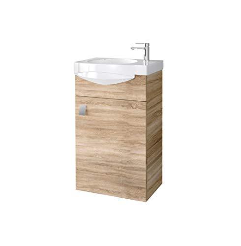 planetmoebel Badmöbel Set Gäste WC kaufen  Bild 1*
