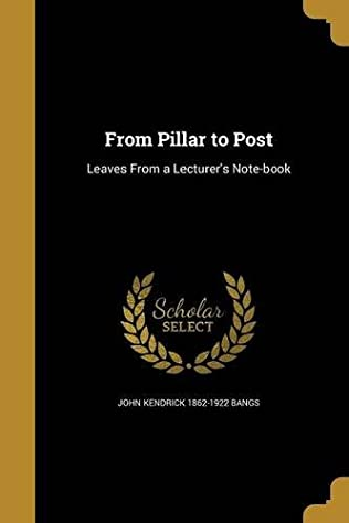 book cover of From Pillar to Post