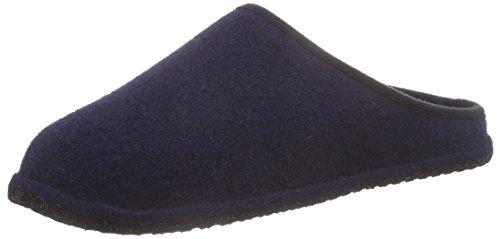Kitz - Pichler Franzi, Pantoufles non doublées mixte adulte Bleu - Blau (nachtblau 902)