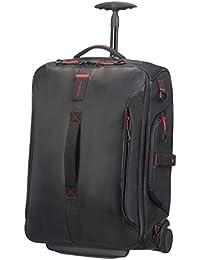 SAMSONITE Paradiver Light - Duffle à roulettes 55/20 Backpack Sac de Voyage, 55 cm, 51 liters