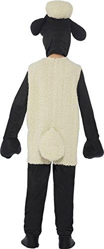 Imagen de smiffy's  disfraz de shaun la oveja, para niños, color blanco 20607s  alternativa