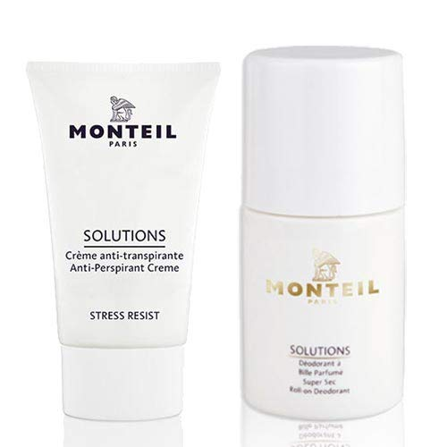 Anti Perspirant Deo-creme (Monteil Solutions Deo Set Anti-Perspirant Creme + Roll-On)