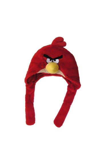 Angry Birds Red Bird Novelty Hat
