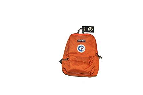Napapijri Expedition de viaje de mochila rojo, color Naranja, talla Einheitsgröße