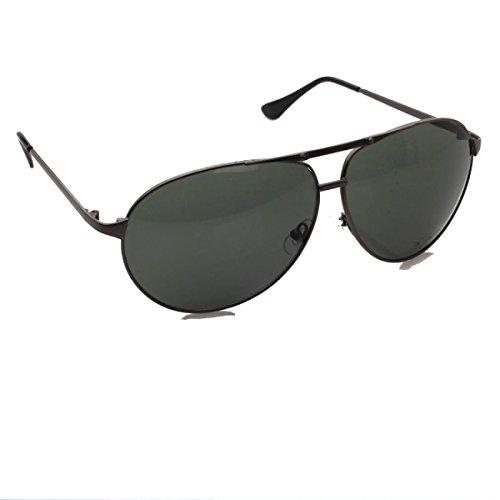 DFFDD Männer Und Frauen Outdoor-Sport Polarisierte Sonnenbrille Rückspiegel,Dark-OneSize