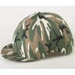 Toque/Calotte d'Equitation Couleur Camouflage (militaire)