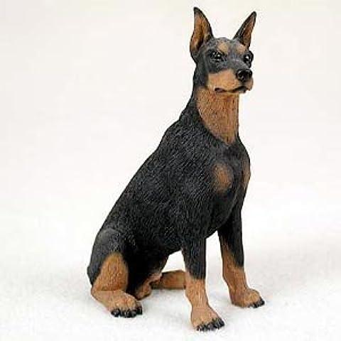 Doberman Pinscher Figurine by Conversation