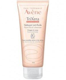 AVENE - Avène TriXera Nutrition Nettoyant Nutri-Fluide 10ml - F72F5B1BE5520
