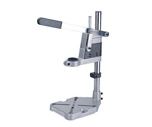 NRG Clever TS6109 Supporto per trapani con doppio collo orizzontale e verticale. Trapano a colonna, Altezza 40 cm.