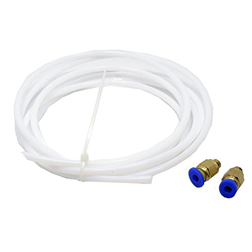 buynew-2-x-pc4-m6-push-in-fittings-2-meters-ptfe-teflon-tube-for-reprap-rostock-kossel-3d-printer-bo