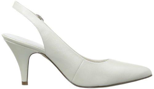 Tamaris, Scarpe Col Tacco Donna Bianco (Weiß (White 100))