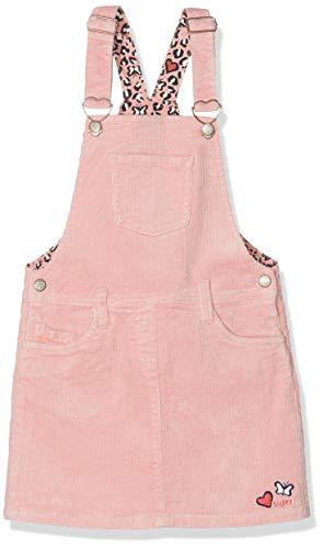 s.Oliver RED Label Junior Mädchen Latzrock aus Cord Light pink 98.REG