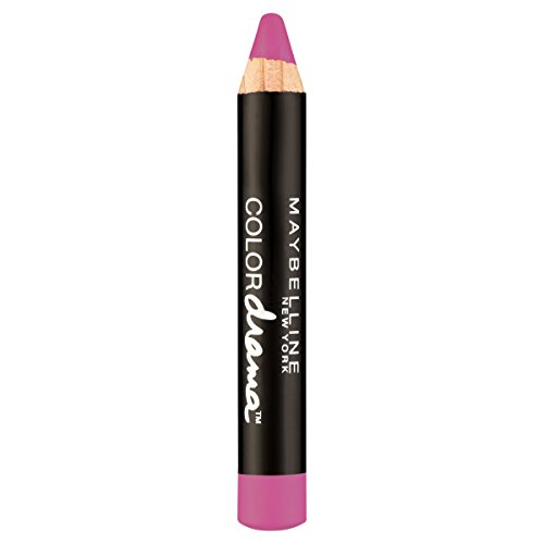 Maybelline New York Make-Up Lippenstift Color Drama Lipstick Minimalist / Helles Rosa mit...