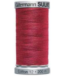4001 Gütermann Sulky Cotton 12 Multicolor 200m, 4001