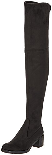 Buffalo Damen 2865 Micro Strech Stiefel, Schwarz (Negro 01 00), 37 EU