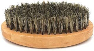 Volume Up FaQiLi(51A) Beard Brush100 Boar Bristle Hair BrushBeard Brush For MenBoars Hair Beard BrushBoar Bristle Hair Brush BeardBristle Hair Brush Thick HairBristleChristmas
