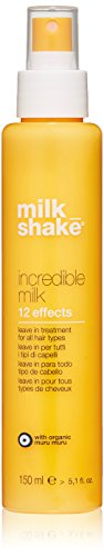 milk_shake treatments Incredible Milk 150 ml Intensives Leave-in Spray mit 12-facher Wirkung auf das Haar -