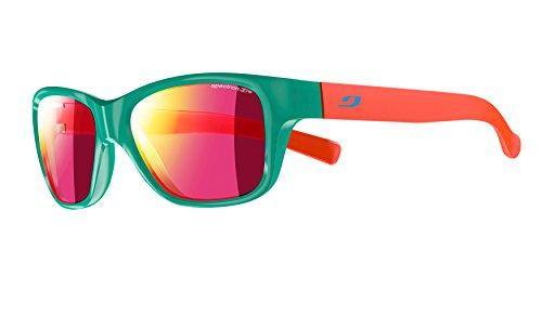 Julbo Turn Sonnenbrille Blau Turquoise Brillant/Corail Mat Unisex