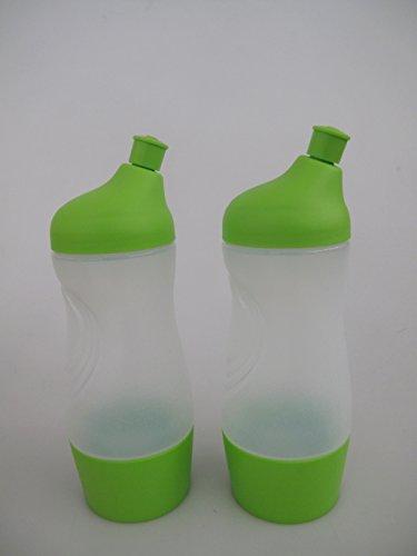 tupperware-sportfreund-klein-415-ml-ganz-grun-2-c93-trinkflasche-sportflasche-9907