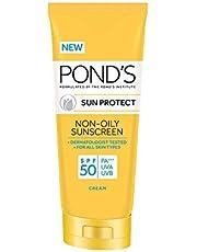 POND'S Sun Protect Non-Oily Sunscreen SPF 50, 80 g