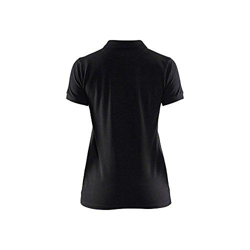 Blaklader Workwear Polo–Damen Schwarz