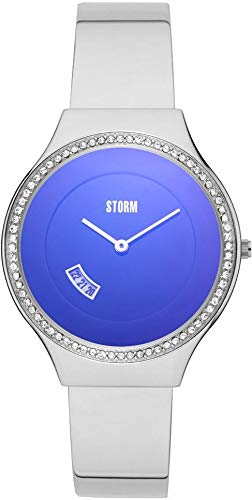 Storm Reloj los Mujeres Cody Crystal Lazer Blue 47373/B