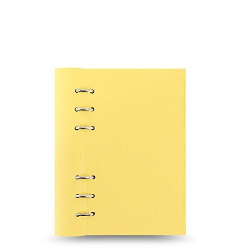 Filoffax Classic Pastels Personal Clipbook Zitrone | Neue 2018 Farbe!